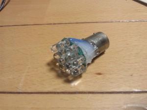 自作LEDウィンカーランプ1