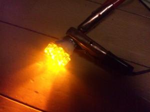 自作LEDウィンカーランプ2